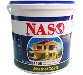 NASO WeatherCoats  for Exterior 3.35 LÍT